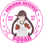 FUKAWA DEFENSE SQUAD by buffalo-bell