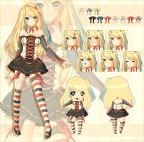 Adoptable set 012 - CLOSED by plurain