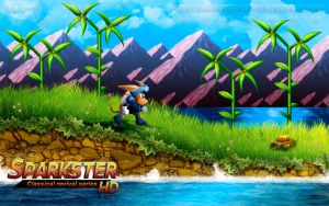 Sparkster HD by Ztitus