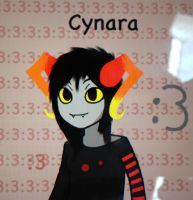 FanTroll for ~ProblemChild55 by ZombieHighSchoolKid