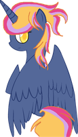 Midnight serenade being cute by Dottybobbles