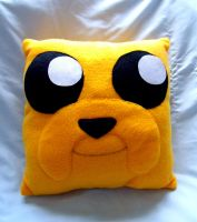 Jake Plush Pillow by CynicalSniper