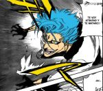 Grimmjow by iron-ghos