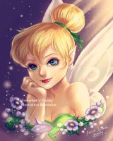 Comm : Tinkerbell by enmoire
