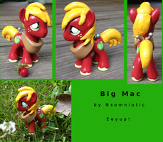 Big Mac by Nsomniotic
