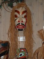 Various Masks 6 by JensStockCollection