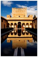 The Alhambra Palace by justinblackphotos