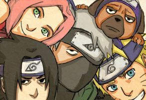 Team 7 by Argonautka