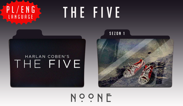 The Five ICONS by n8ne