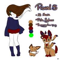 BFOI - Round 5 Outfit by Pichu-Pii