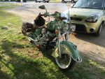 2015 Vintage Indian by FanaticTVzombie