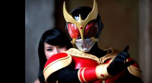 KR.Kuuga.Rescue by wisephotography