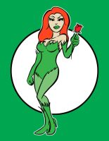 poison ivy by AlanSchell