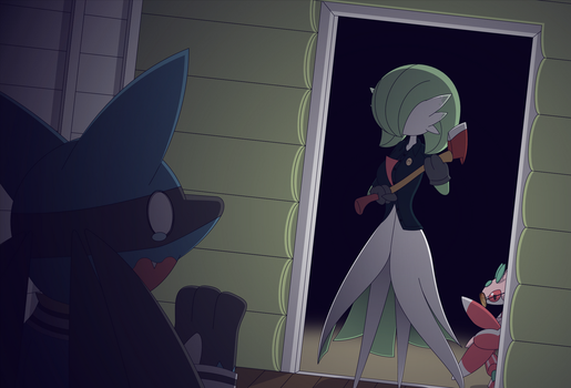 Friday the 13th by Zacatron94