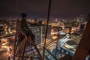 Crane View by 5isalive