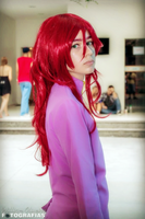 Kurama Cosplay by SayuriJones