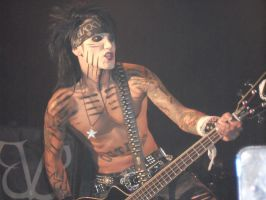 Ashley Purdy by KristenCakeMix