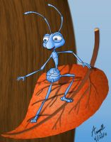 Flik by arionquill