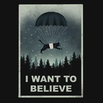 I WANT TO BELIEVE by dandingeroz