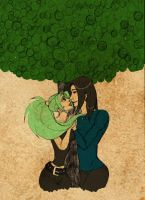 Tree of Love by BabylonSabby
