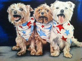 Johnny's babies by prismacolorjessie