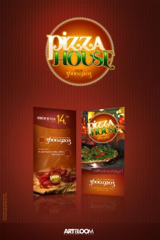 Pizza House - Editorial by LordVenomTLD