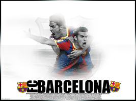 BarcaWall by HeshamGFXER