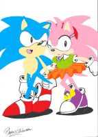 Sonamy-:*phoenixsalover:-color me by andy-little-dog
