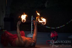 Fire Dancer 3 by RogersPhotos
