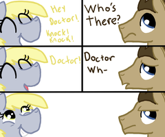 Doctor Who? by MartyMurray