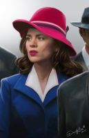 Agent Carter by DandyBee