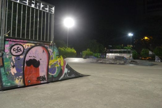 Skatepark by MOVETWO