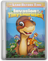 The Land Before Time: Invasion Of The Tinysauruses by Movie-Folder-Maker
