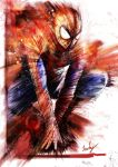 Spiderman by jacky5493