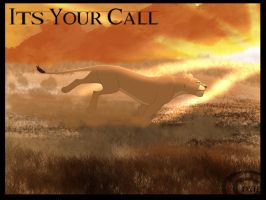 Its Your Call by dyb
