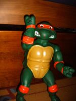 MICHAEL ANGELO POWER by lordofnerds