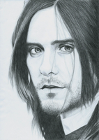 Jared Leto. by Mika276