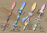 Weapon Adoption 30 CLOSED by Forged-Artifacts