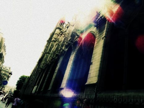 Notre Dame by Sayder-Cascading