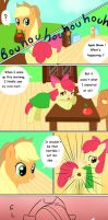 ::Fortunately, it's not the true cutie mark !:: by Thildou-chan