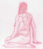 Life Drawing by riftmaker