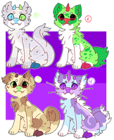 Chimera adopts4:CLOSED by Pand-ASS