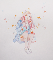 Taeyeon|fish by loulalo