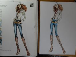 Texas Girl by carly2009