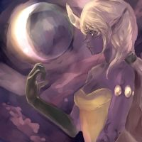 [LOL] Soraka by Seuyan