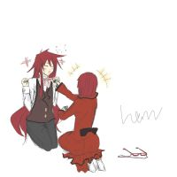grell doodle 2 by rat-mother