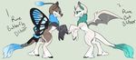 Blitzer Pony Set 2 [prices reduced, now 100p] by Vexational