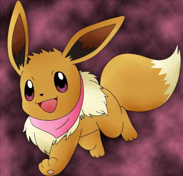 Rose The Eevee by DarkrexS