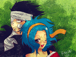Fairy Tail-Sunny Sunday by ShiChel