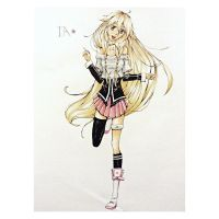 IA Vocaloid by NaiyanaM